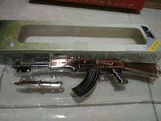 AK47 Die cast model