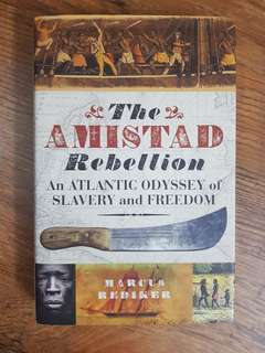 The Amistad Rebellion (Marcus Rediker)
