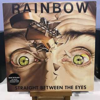 RAINBOW - Straight Between The Eyes