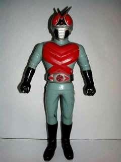Sofubi Rider X