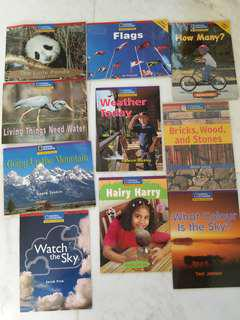 Preloved National Geographic Kids Windows on Literacy