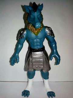 sofubi kaijin armor Hero