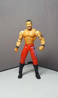 Buff Bagwell WCW nWo WWE Toybiz wrestling action figure Not Mattel