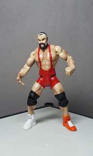 Rick Steiner WCW nWo WWE Toybiz wrestling action figure Not Mattel