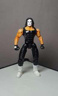 Crow Sting WCW nWo WWE Toybiz wrestling action figure Not Mattel