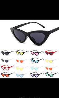 Cat eye sunglasses promo raya haji FREE POSTAGE