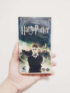 Harry Potter: And The Order of Phoenix PSP UMD