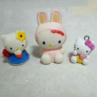 Hello Kitty Mini Figurine Display