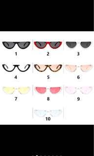 Sunglasses Free postage