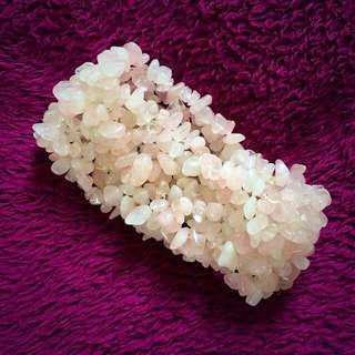 African Gemstone Bracelet