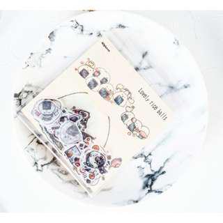 Sticker flakes - Onigiri