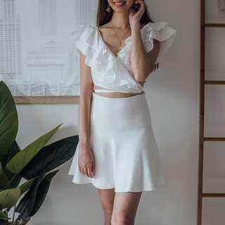 🌟Zara Knit Skater Skirt