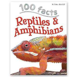 (BN) Reptiles & Amphibians 100 Facts