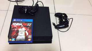 Ps4 500g 二手