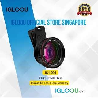 🚚 [IG-L001] IGLOOU Traveller Lens