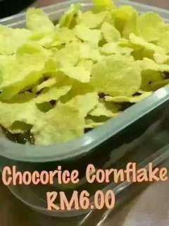 Chocorice cornflakes rm6