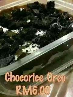 Chocorice Oreo rm6