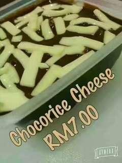 Chocorice cheese rm7