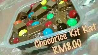 Chocorice kit kat rm8
