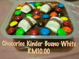 Chocorice kinder bueno rm10