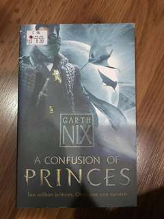 A Confusion of Princes (Garth Nix)