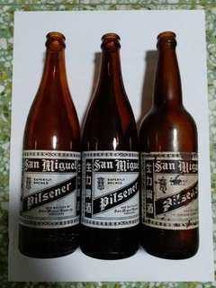 [生力啤]啤酒樽3個