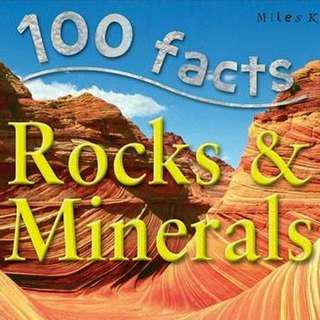 (BN) Rocks and Minerals 100 Facts