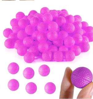 100 Refill balls for Nerf Rivals blasters