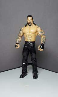 American Badass The Undertaker WWE Jakks Pacific Ruthless Aggression wrestling action figure Not Mattel