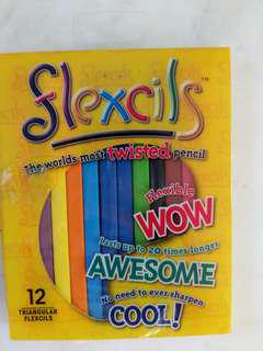 Flexcils flexible color pencil 12pcs