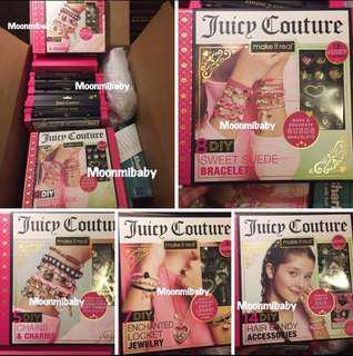 🌸到貨紀錄🌸美國入口 - Juicy Couture DIY 手鍊