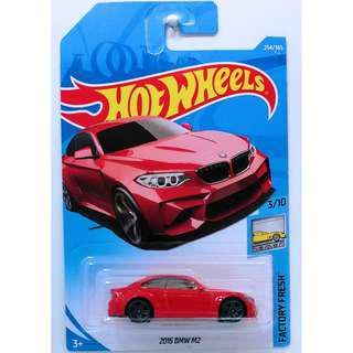 Hotwheels 2018 Factory Fresh 2016 BMW M2 Rare