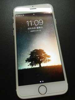 白金 iphone 6 64gb