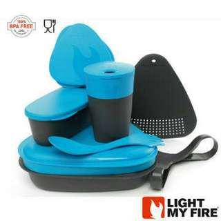 Light My Fire 野餐盒8件組