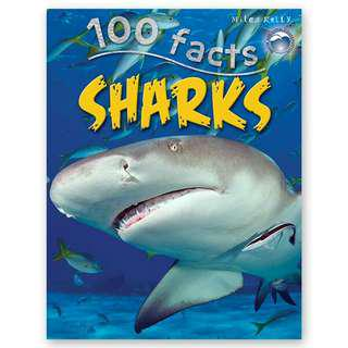 (BN) Sharks 100 Facts