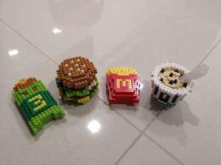 McDonald toys