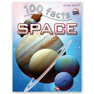 (BN) Space 100 Facts