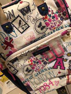 Accessories English backpack