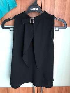 Zara black top