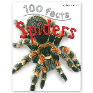 (BN) Spiders 100 Facts