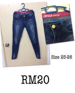 Crissa jeans ori