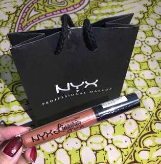 Lip nyx lingerie glitter #yukjualan