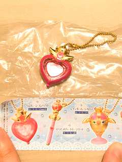 美少女 戰士 變身器 吊飾 扭蛋 sailor moon key chain toy
