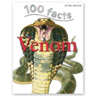 (BN) Venom 100 Facts