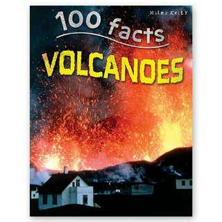 (BN) Volcanoes 100 Facts