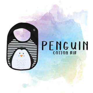 Penguin (Cotton Bib)