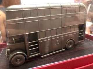 九巴70周年巴士模型