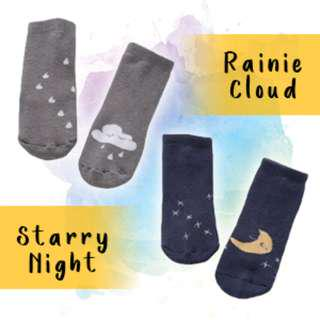 Rainie Cloud + Starry Night Sock - Bundle