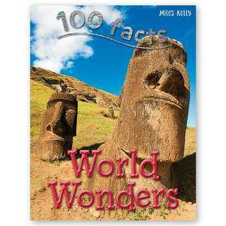 (BN) World Wonders 100 Facts