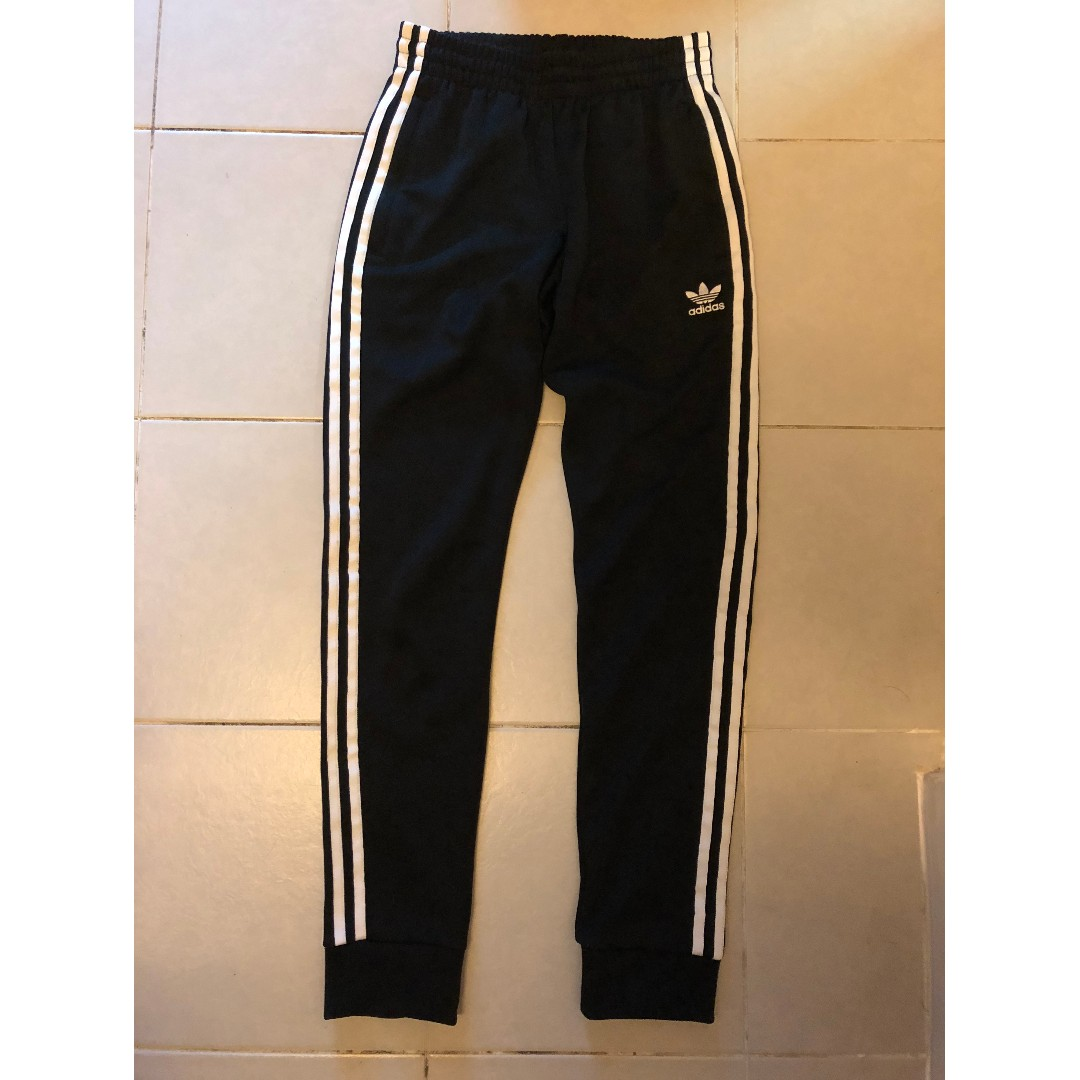 fffb3997 adidas Originals SST Track Pants Size XS, Men's Fashion, Clothes, Bottoms  on Carousell